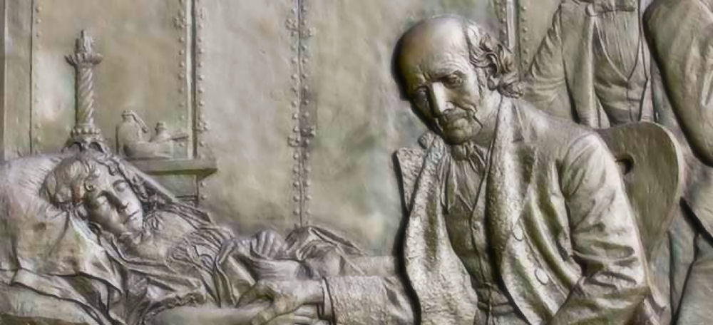 Samuel_Hahnemann_Bassorilievo_Washington_DC