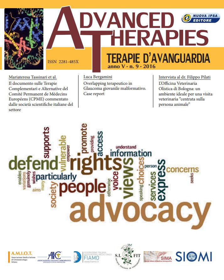 Il documento sulle Terapie Complementari e Alternative_CPME_cover