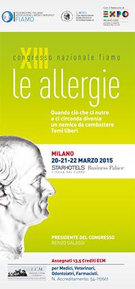 XIII Congresso Nazionale FIAMO 2015